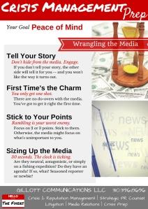 Wrangling the Media