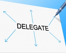 Know what you do well. Delegate rest. Achieve more.